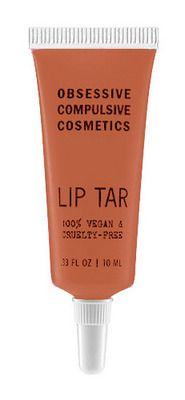 Obsessive Compulsive Cosmetics Lip Tar Melange. On me right nowww