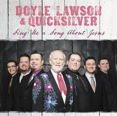 Doyle Lawson & Quicksilver  @ Bloomin' BBQ & Bluegrass May 17 - Sevierville, TN www.BloominBBQ.com