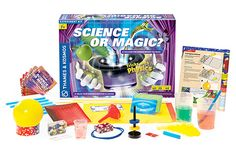 Science or Magic