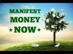Guided Meditation ★ Manifest MONEY NOW ★ Affirmations for Spiritual Success and Abundance - YouTube