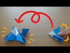 折り紙「ジャンピング富士山」作り方 Origami Jumping Mt.Fuji - YouTube
