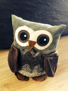 owl door-stopper