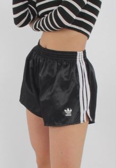 BaBy HeRe aRE Your PanTs!!!! @mssyi114 | Vintage Adidas Sprinter Shorts