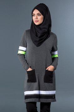 Muslimsportswear, tesettür eşofman markası: mayovera'dan...