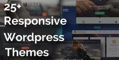 25  Responsive Wordpress Themes
