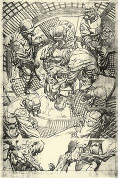 Barry Windsor Smith Posters | Barry Windsor Smith