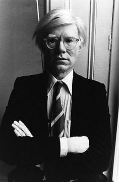 64e2b440a3 Andy Warhol was heavily identified with his glasses