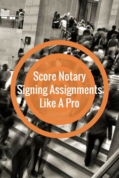 Are you a new NSA? Check out our 5 tips for getting your first signing assignments!
