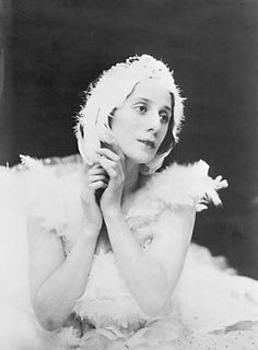 Anna Pavlova,  the Russian ballerina, who brought a more traditional feel to classical ballet.