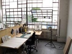 Studio: Genevieve Allison, New York