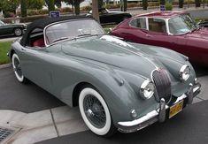 Jaguar XK 150 1960