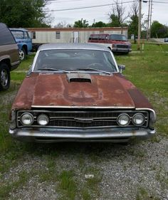 Ford Torino GT Found in Northeast Oklahoma. Tripper's Travels.