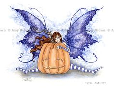 HALLOWEEN GALLERY - Amy Brown Fairy Art - The Official Gallery