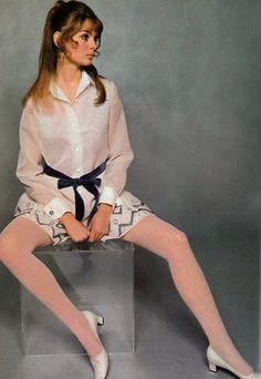 1967 Susan Small, UK Vogue.