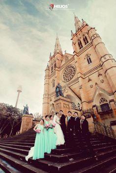 Holy Matrimony |HELIOS|
