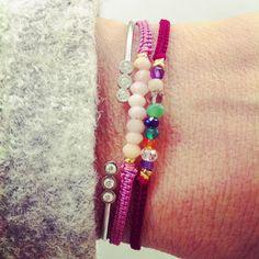 NEW IN - Stine A bracelets - buy yours on www.a-hjort.com #webshop #jewellery #danishdesign #newin #bracelet #stinea