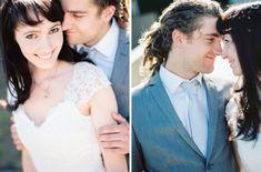 A New Zealand couple. Engagements, Couples, Wedding Dresses, Photography, Fashion, Bridal Dresses, Moda, Bridal Gowns, Fotografie