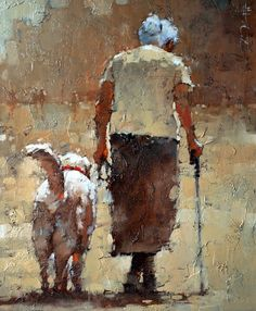 Andre Kohn - The Daily Walk