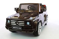 2016 12V Mercedes G55 AMG Battery Powered Ride On Car Kid Toy Mp3 Remote