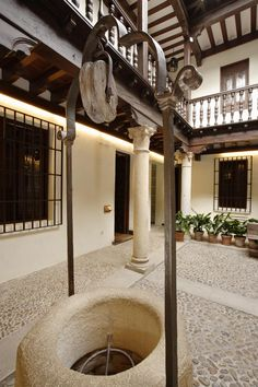 Casa de Cervantes.Alcalá de Henares. Fotógrafo: Fernando Madariaga / ICEX