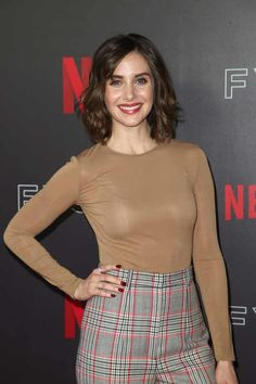Alison Brie – Netflix Animation Panel FYsee Event in Los Angeles Alison Brie, Beautiful Celebrities, Beautiful Women, Prettiest Actresses, Full Figured Women, Hot Brunette, Age, Female Poses, Famous Women