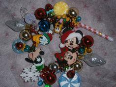 Disney Christmas bracelet/ Disney bracelet/ by beadiebracelet