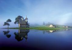 Кенозерский национальный парк, Архангельская область