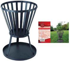 Redwood BB-CH710 Steel Patio Fire Basket Brazier: Amazon.co.uk: Garden & Outdoors