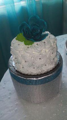 Cake de Crema Pastelera de Almendras