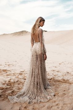 Iridescent Gowns / One Day Bridal