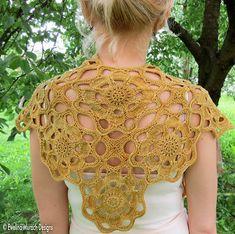 Ravelry: Marigold (knit) pattern by Ewelina Murach