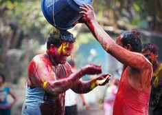 Festival of Colours in India