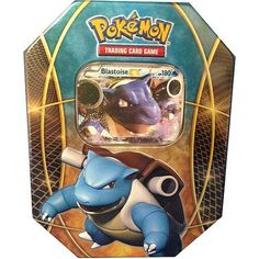 Pokemon Trading Card Game EX Power Trio Tin - Walmart.com