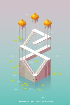 After 500K iOS Downloads, 'iPad Game' Monument Valley Arrives On Android | TechCrunch