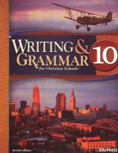 Bob Jones Writing & Grammar 10 Student Worktext 2nd edition can be used in the Distance Learning Program. This worktext teaches your student writing strategies, how to create a portfolio, and furthers grammar skills. Item #: BJ10181156 Retail Price: $25.56 Our Price: $19.17