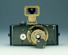 The Ur-Leica of 1914 was the first practical 35mm camera out there