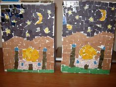 Lifetime Learning At Home: Pre-Ramadan Activity # 5. My Own Taraweeh box. - for when children get tired/bored at the masjid