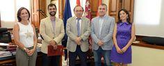 Estudiantes de la UMU participarán en proyectos de voluntariado del municipio de Alguazas (22/07/2016)