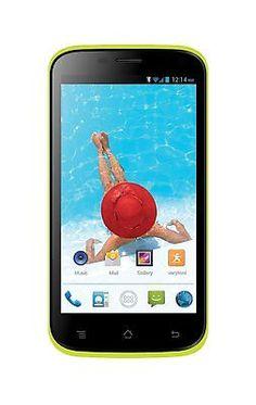 verykool s5012 Green - Unlocked Cell Phones - Retail Packaging - Green
