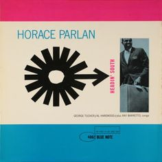 BLUE NOTE BLP 4062   Headin' South/Horace Parlan