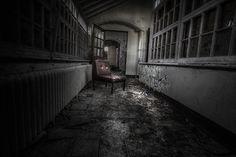 Denbigh abandoned asylum by andre govia