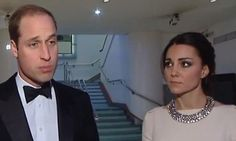 Kate's tears as death of Mandela was announced at London film premiere