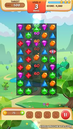 Jewel Match King Tips, Cheats, & Hack for Gold Coins, Gold Stars, Moves, & All Boosters Unlock  #Arcade #JewelMatchKing #Puzzle #Strategy http://appgamecheats.com/jewel-match-king-tips-cheats-hack/