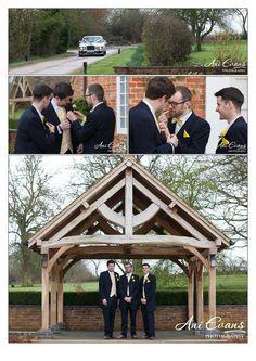 Wethele Manor Wedding Photography Groomsmen