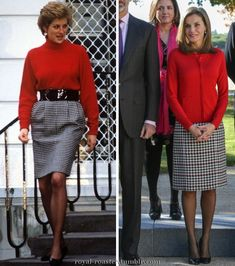 """""""Princess Diana / Queen Letizia """""""