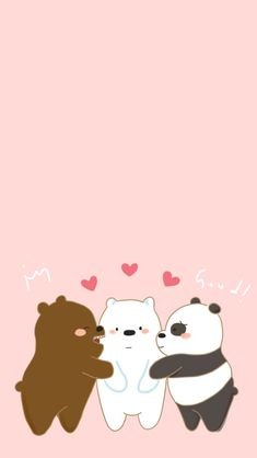 300 We Bare Bears Wallpapers Ideas In 2020 We Bare Bears Wallpapers Bear Wallpaper We Bare Bears