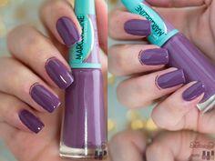 Atraente – Coleção I love Colors - Ludurana  http://fascinioporesmaltes.com/swatch-estilo-rosa-bruna-marquezine-i-love-colors/