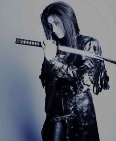 Gackt. Who is truly either a vampire or an immortal. There can be only one?