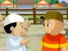 Kartun Indonesia Lucu 2015 Syamil dan Dodo bersuka cita.Kartun Anak Lucu, Syamil dan Dodo, Bulan Ramdhan Terbaru 2015, kartun anak 2015, kartun anak indonesi...