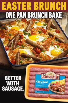 Easter Breakfast Recipes, Easter Brunch, Breakfast Dishes, Breakfast Time, Easter Recipes, Best Breakfast, Brunch Recipes, Holiday Recipes, Breakfast Casserole